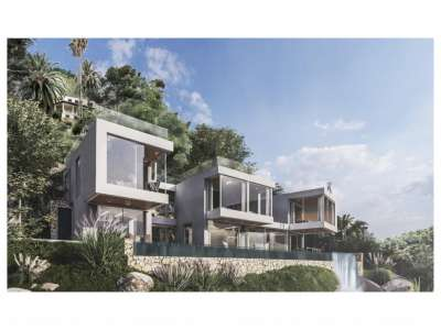 Image 1   6 bedroom villa for sale with 1,400m2 of land, Portals Nous, South Western Mallorca, Mallorca 231354
