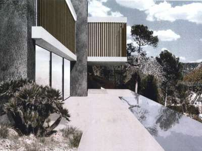 Image 11   6 bedroom villa for sale with 1,400m2 of land, Portals Nous, South Western Mallorca, Mallorca 231354