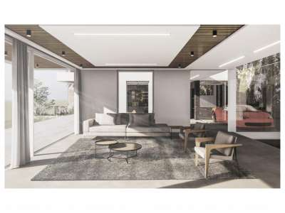 Image 3   6 bedroom villa for sale with 1,400m2 of land, Portals Nous, South Western Mallorca, Mallorca 231354