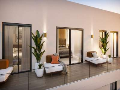 Image 3 | 3 bedroom penthouse for sale, Le Cannet, Cannes, French Riviera 231355