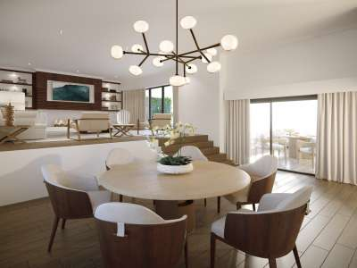 Image 5 | 3 bedroom penthouse for sale, Le Cannet, Cannes, French Riviera 231355