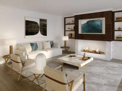 Image 6 | 3 bedroom penthouse for sale, Le Cannet, Cannes, French Riviera 231355