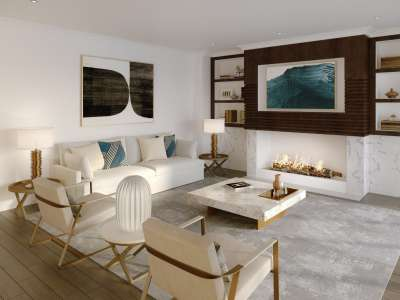 Image 7 | 3 bedroom penthouse for sale, Le Cannet, Cannes, French Riviera 231355