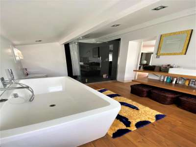 Image 12   4 bedroom villa for sale with 0.5 hectares of land, La Turbie, Eze Cap d'Ail, French Riviera 231359