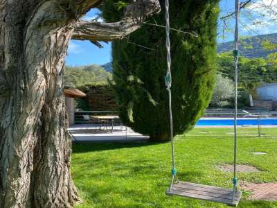 Image 18   4 bedroom villa for sale with 0.5 hectares of land, La Turbie, Eze Cap d'Ail, French Riviera 231359