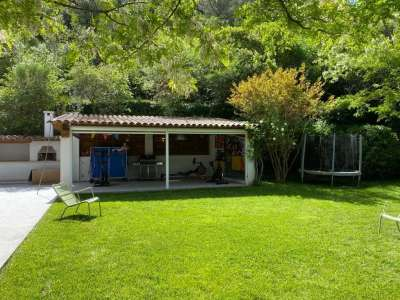 Image 22   4 bedroom villa for sale with 0.5 hectares of land, La Turbie, Eze Cap d'Ail, French Riviera 231359