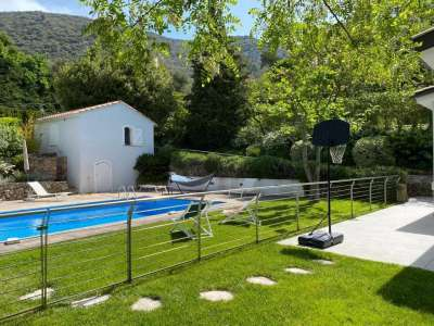 Image 3   4 bedroom villa for sale with 0.5 hectares of land, La Turbie, Eze Cap d'Ail, French Riviera 231359
