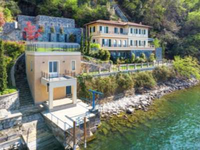 Image 19   6 bedroom villa for sale with 1 hectares of land, Como, Lake Como 231360