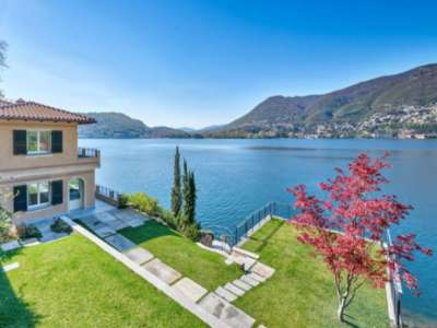 Image 2   6 bedroom villa for sale with 1 hectares of land, Como, Lake Como 231360