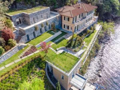 Image 4   6 bedroom villa for sale with 1 hectares of land, Como, Lake Como 231360