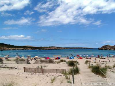 Image 1   Two Impressive Beachside Apart Hotels with over 440 Bedrooms for Sale in Menorca  186539