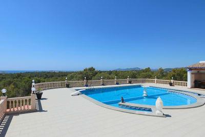 Image 2 |  7 bedroom villa for sale, Cala Llenya, Santa Eularia des Riu, Ibiza 201077