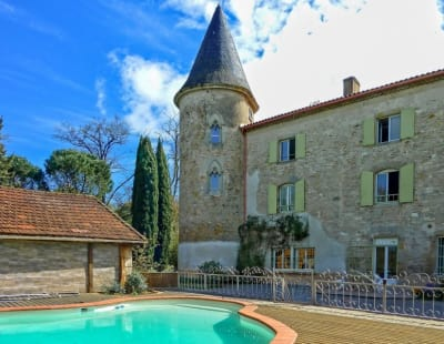 Image 3 |  7 bedroom French chateau for sale, Castres, Tarn, Midi-Pyrenees 201196