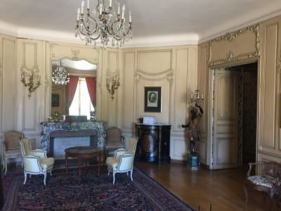 Image 5 |  Magnificent 32 bedroom chateau for sale, close to Paris with views of the Seine. 203213