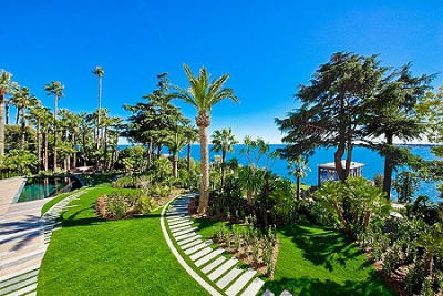 Image 4 |  9 bedroom French chateau for sale, Californie, Cannes, French Riviera 204160