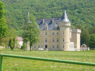 Image 11 | Spectacular French chateau estate in the Jura 120200