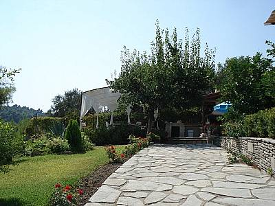 Image 4 | 3 bedroom villa for sale with 760m2 of land, Kassandra, Halkidiki, Central Macedonia 123742