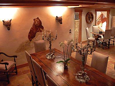 Image 13 | 11 bedroom ski chalet for sale with 3,300m2 of land, Megeve, Haute-Savoie , Rhone-Alpes 126787