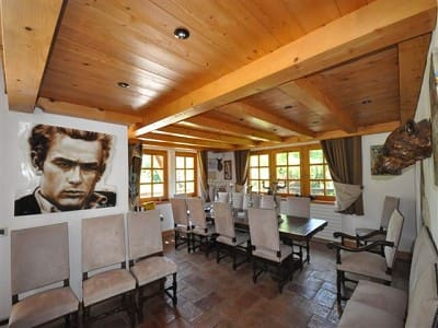 Image 31 | 11 bedroom ski chalet for sale with 3,300m2 of land, Megeve, Haute-Savoie , Rhone-Alpes 126787