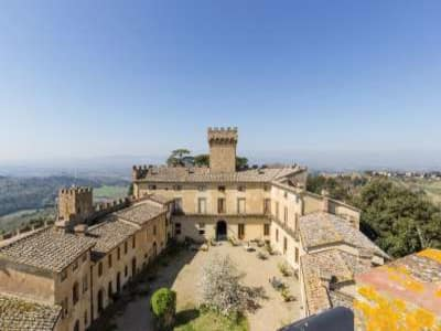 Image 11 | 19 bedroom castle for sale with 940,000m2 land in Chianti, Florence,Italy 177946
