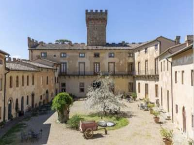 Image 2 | 19 bedroom castle for sale with 940,000m2 land in Chianti, Florence,Italy 177946
