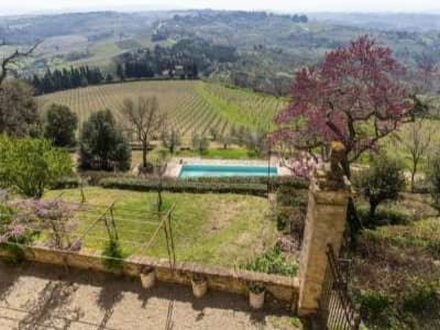 Image 25 | 19 bedroom castle for sale with 940,000m2 land in Chianti, Florence,Italy 177946