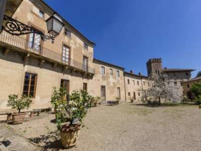 Image 26 | 19 bedroom castle for sale with 940,000m2 land in Chianti, Florence,Italy 177946