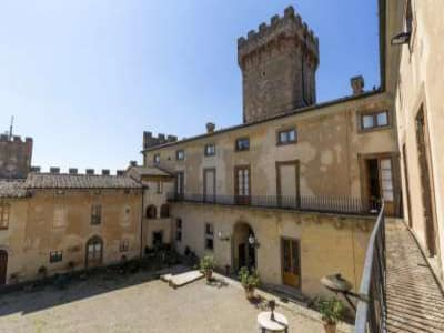 Image 27 | 19 bedroom castle for sale with 940,000m2 land in Chianti, Florence,Italy 177946