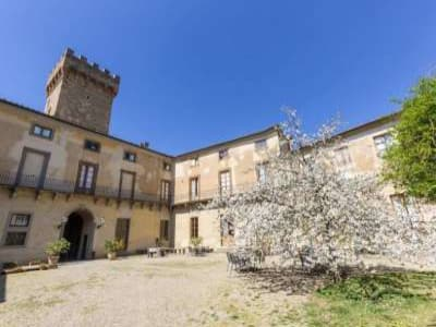 Image 28 | 19 bedroom castle for sale with 940,000m2 land in Chianti, Florence,Italy 177946