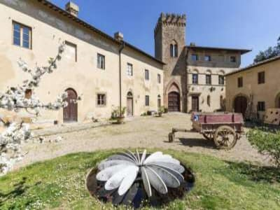 Image 29 | 19 bedroom castle for sale with 940,000m2 land in Chianti, Florence,Italy 177946