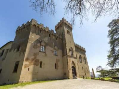 Image 32 | 19 bedroom castle for sale with 940,000m2 land in Chianti, Florence,Italy 177946