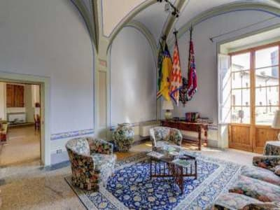 Image 5 | 19 bedroom castle for sale with 940,000m2 land in Chianti, Florence,Italy 177946