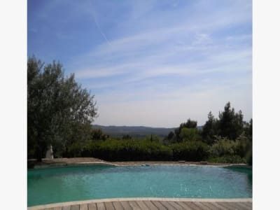 Image 1 | 6 bedroom villa for sale with 8,711m2 of land, Puget, Vaucluse , Luberon 181527