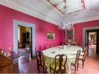 Image 10 | 5 bedroom villa for sale with 1,110,000m2 of land, Lucca, Tuscany 185140