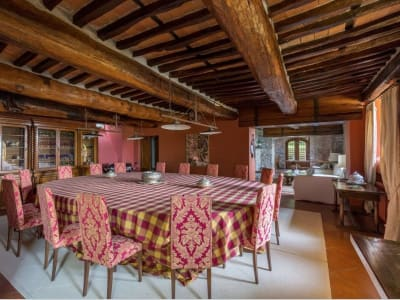 Image 13 | 5 bedroom villa for sale with 1,110,000m2 of land, Lucca, Tuscany 185140