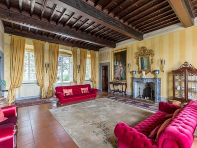 Image 2 | 5 bedroom villa for sale with 1,110,000m2 of land, Lucca, Tuscany 185140