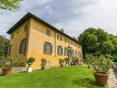 Image 28 | 5 bedroom villa for sale with 1,110,000m2 of land, Lucca, Tuscany 185140