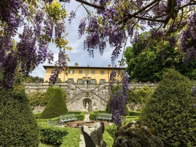 Image 31 | 5 bedroom villa for sale with 1,110,000m2 of land, Lucca, Tuscany 185140