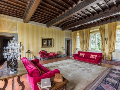 Image 8 | 5 bedroom villa for sale with 1,110,000m2 of land, Lucca, Tuscany 185140