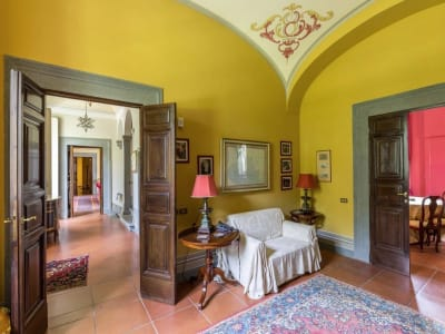 Image 9 | 5 bedroom villa for sale with 1,110,000m2 of land, Lucca, Tuscany 185140