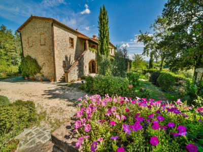 7 bedroom farmhouse for sale, Margine Rosso, San Gimignano, Siena, Chianti