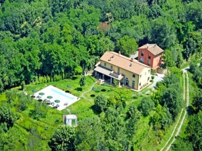 Image 1 | 9 bedroom house for sale with 5,177m2 of land, Pisana, Pisa, Tuscany 187541