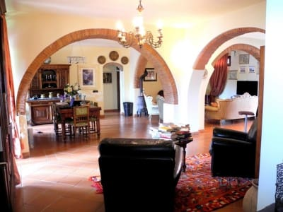 Image 5 | 9 bedroom house for sale with 5,177m2 of land, Pisana, Pisa, Tuscany 187541