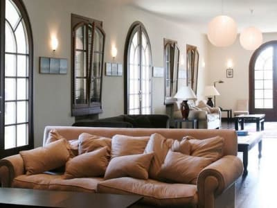 Image 12 | 10 bedroom villa for sale with 20,000m2 of land, Cecina, Livorno, Tuscany 188462