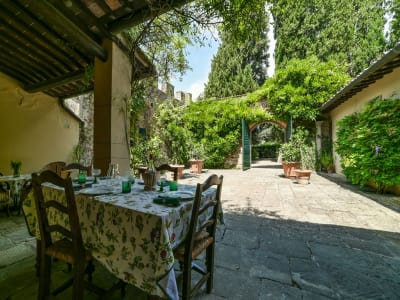 Image 11 | 7 bedroom villa for sale with 10,000m2 of land, Florence, Chianti 193677