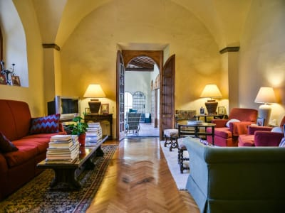 Image 17 | 7 bedroom villa for sale with 10,000m2 of land, Florence, Chianti 193677