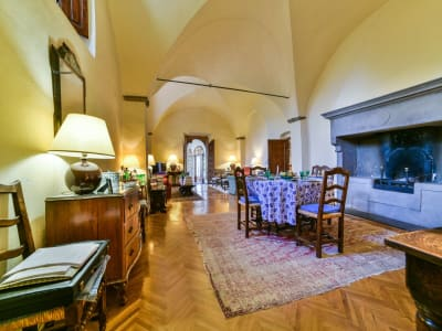 Image 18 | 7 bedroom villa for sale with 10,000m2 of land, Florence, Chianti 193677