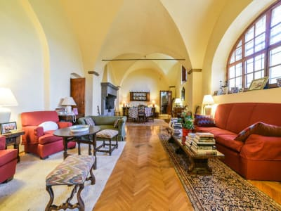Image 19 | 7 bedroom villa for sale with 10,000m2 of land, Florence, Chianti 193677