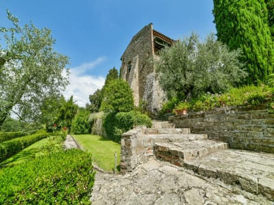 Image 5 | 7 bedroom villa for sale with 10,000m2 of land, Florence, Chianti 193677