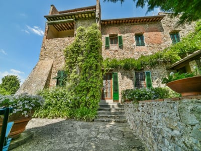 Image 7 | 7 bedroom villa for sale with 10,000m2 of land, Florence, Chianti 193677